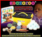 SNAZAROO PROFESSIONAL FACE PAINT/PAINTING KIT 400+ FACES